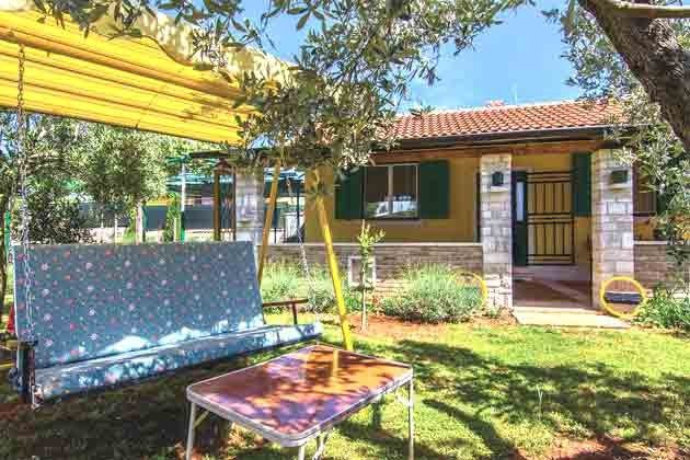 Ferienhaus Istrien mit nahegelegener Tennisanlage