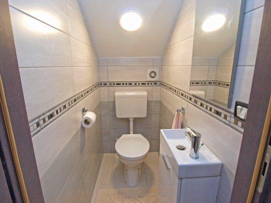 Gäste-WC - Objekt 160284-8