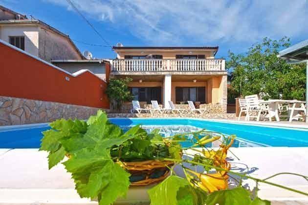 das Haus mit Pool und Poolterrasse - Objekt 160284-8
