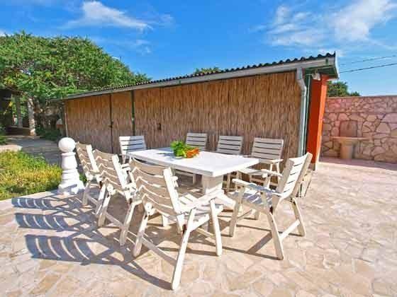 Sitzplatz auf der Terrasse - Objekt 150284-8