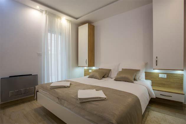 Apartment 2+2 Schlafzimmer Beispiel