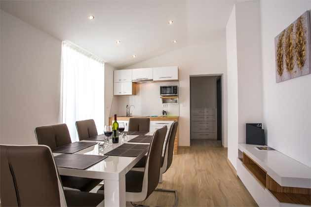 Apartment 4+1 Küchenbereich