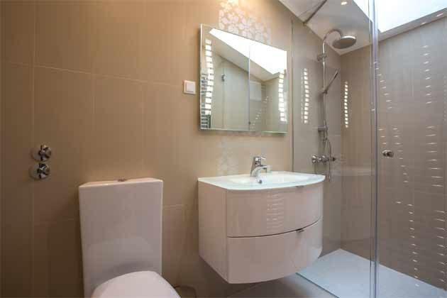Apartment 4+1 Duschbad