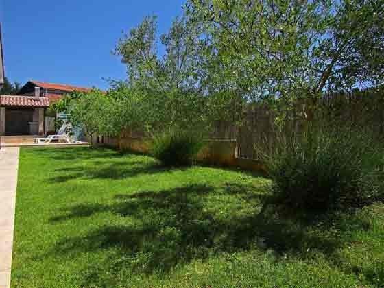 Teil des Gartens - Objekt 201110-1