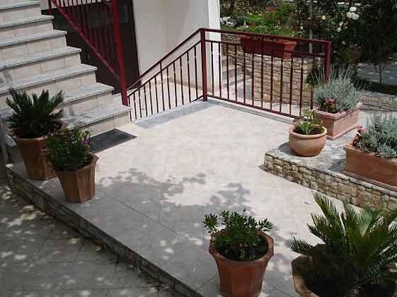 Zugang zu den Apartments - Objekt 160284-108