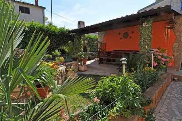 Grillterrasse im Garten - Bild 1  - Objekt 160284-117