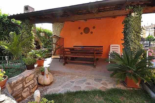 Grillterrasse im Garten - Bild 2  - Objekt 160284-117