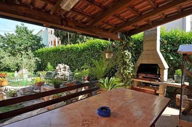 Grillterrasse im Garten - Bild 3 - Objekt 160284-117