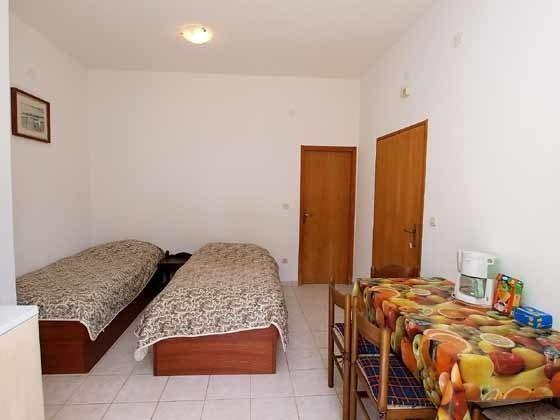 A5 Wohnküche mit 2 Einzelbetten - Objekt 169284-24