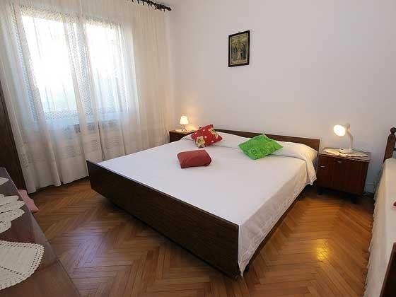 A6 eines von 3 Schlafzimmern