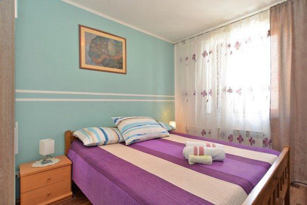 A1 Schlafzimmer mit Doppelbett - Objekt 160284-7