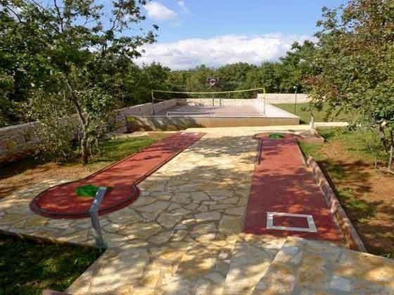 Minigolf im Garten - Objekt 147315-1