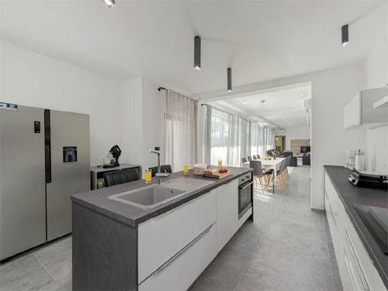 offene Küche - Objekt 203989-1