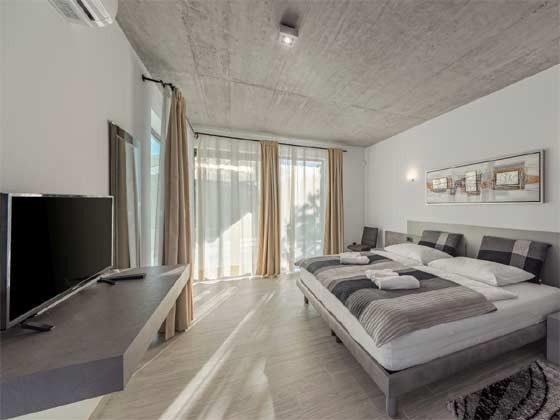 Schlafzimmer 1 von 5 mit Bad en suite - Beispiel 2 - Objekt 203989-1