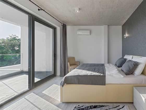 Schlafzimmer 1 von 5 mit Bad en suite - Beispiel 3 - Objekt 203989-1