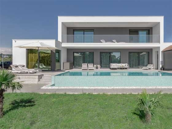 Villa und Pool - Objekt 203989-1