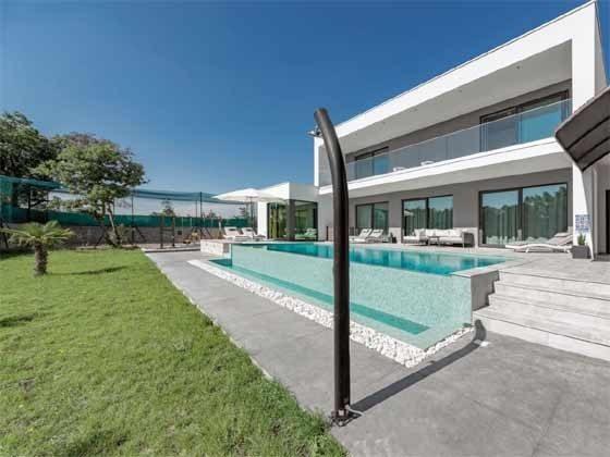 Pool und Garten - Objekt 203989-1