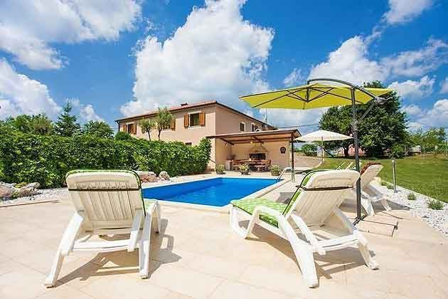 Villa und Pool - Objekt 160284-125