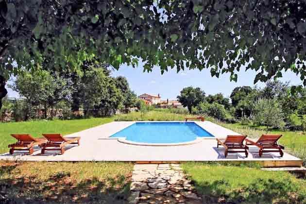 Pool und Poolterrasse - Objekt 160284-145