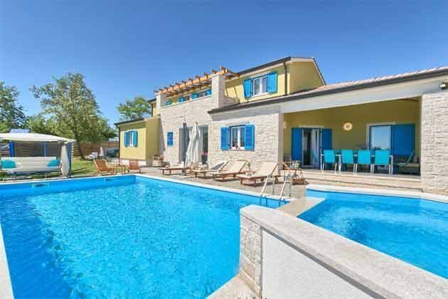 Ferienvilla, Pool und Whirlpool - Objekt 160284-175