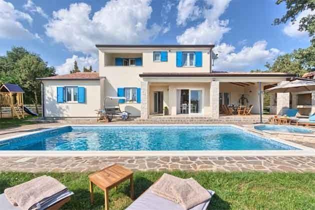Ferienvilla und Pool - Objekt 160284-258