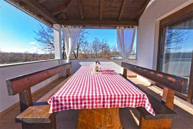 Terrasse am Haus  - Bild 1 - Objekt 160284-260