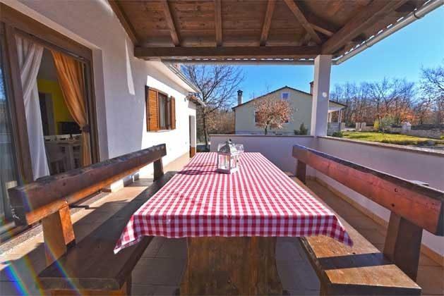 Terrasse am Haus  - Bild 2 - Objekt 160284-260
