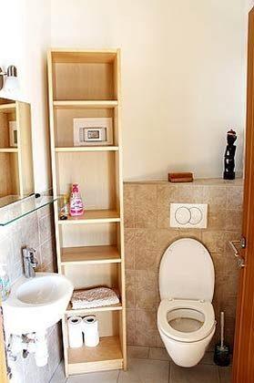 Gäste WC im Erdgeschoss - Objekt 165118-1