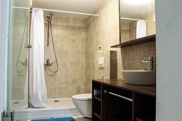 Badezimmer 2 im Obergeschoss