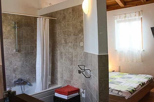 Badezimmer 1 im Obergeschoss