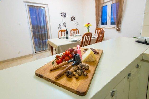 Essplatz und Küchenzeile - Objekt 225602-7