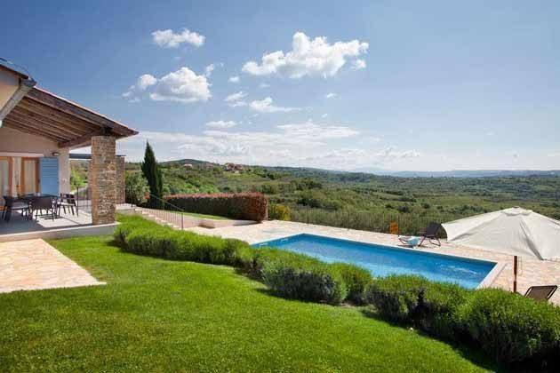 Terrasse Garten und Pool - Objekt 138493-17
