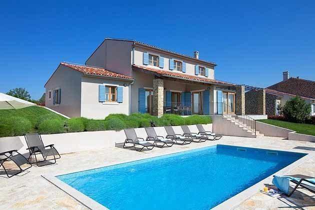 Ferienhaus und Pool - Objekt 138493-17