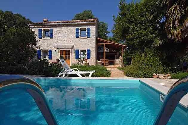 das Ferienhaus mit Pool - Objekt 138493-3