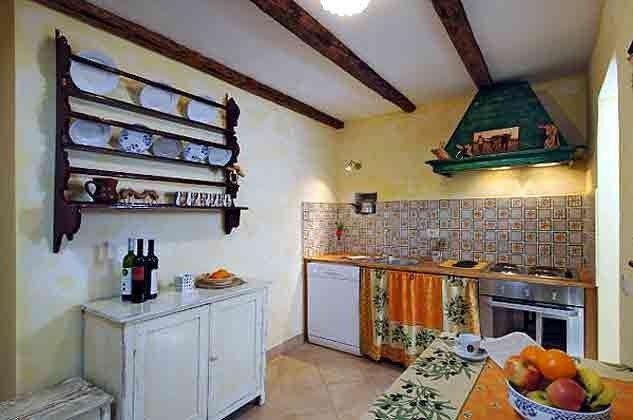 Küche im Erdgeschoss- Objekt 138493-3