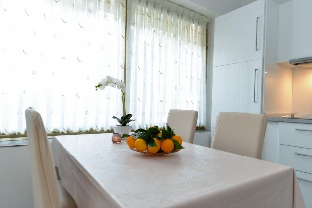 A2 Essplatz in der Küche - Objekt 160284-102