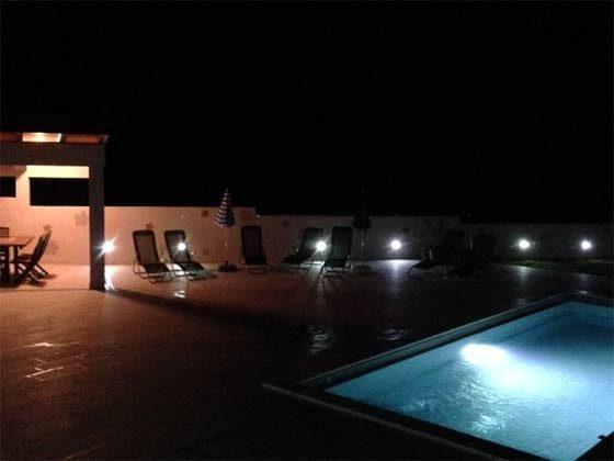 Pool bei Nacht - Objekt 160284-106