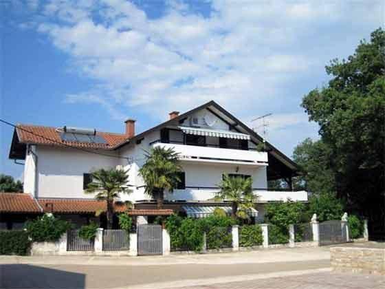 Apartmenthaus Vorderansicht - Objekt 160284-106