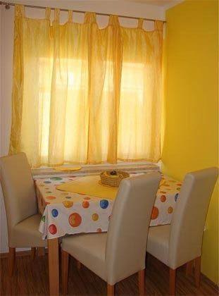 A4 Essplatz in der Küche - Objekt 160284-109.