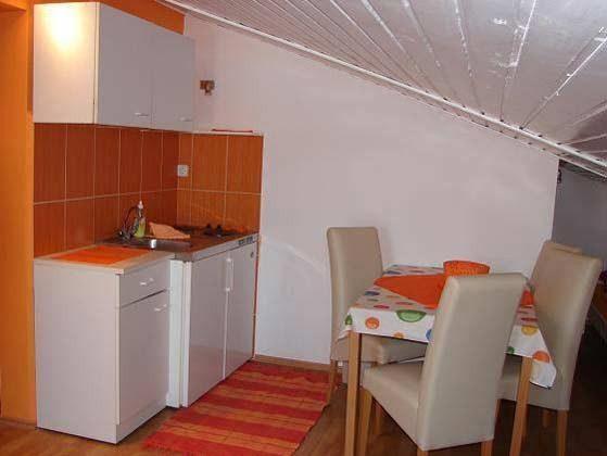 ST2 Küchenbereich im Wohn/Schlafraum - Objekt 160284-109.