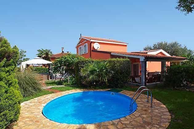 Ferienhaus und Pool - Objekt 160284-127