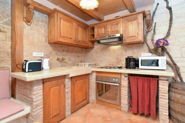 A1 Küchenzeile - Objekt 160284-321