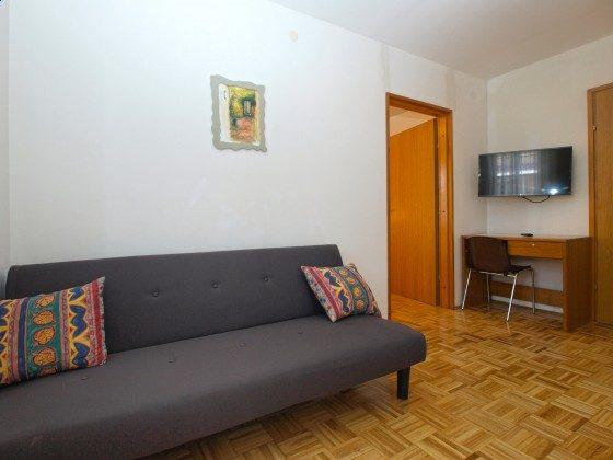A2 Schlafcouch in der Wohnküche - Objekt 160284-239
