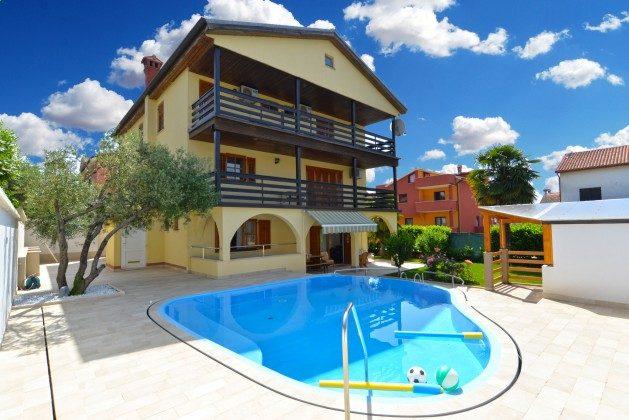 Apartmenthaus und Pool - Objekt 160284-239