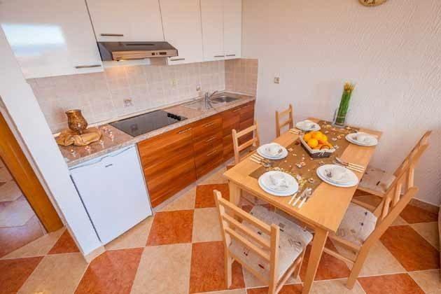 Küchenbereich Wohnbeispiel A2 - A5