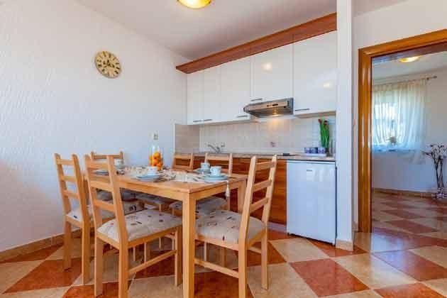 Küchenbereich Wohnbeispiel A2 - A5 - Bild 2 Objekt 165117-1