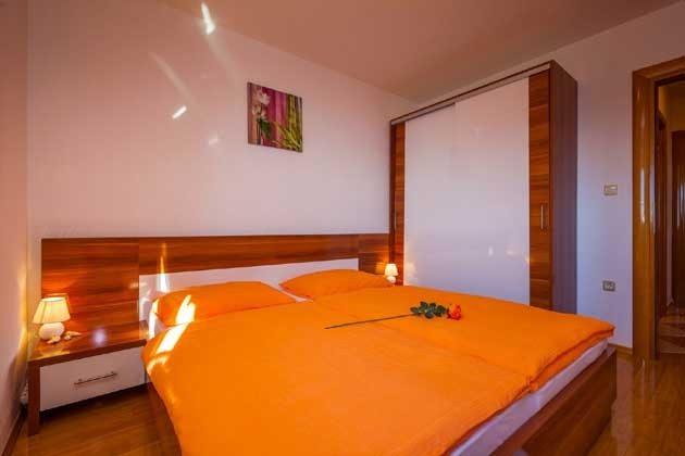 Schlafzimmer 1 Wohnbeispiel A1 - A5
