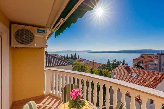 Balkon mit Meerblick A5 - Objekt 165117-1