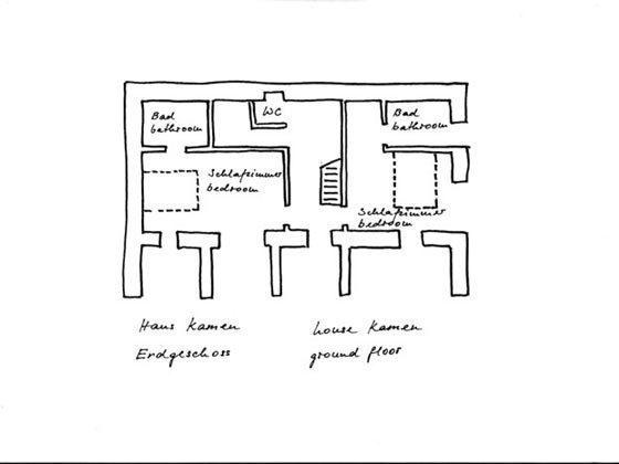 Grundriss Obergeschoss - Objekt 161462-1