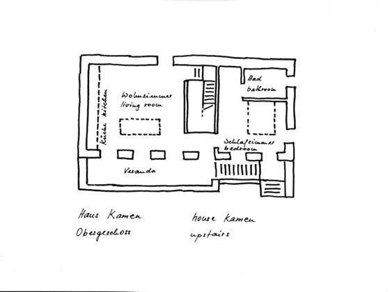 Grundriss Untergeschoss - Objekt 161462-1